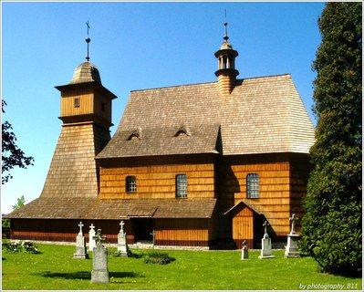 FOTKA - kostel Svaté Kateřiny v Ostravě-Hrabové