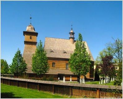 FOTKA - kostel Svaté K. v Ostravě-Hrabové