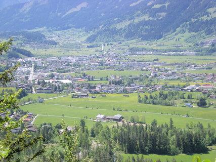 FOTKA - Pohled na Saalfelden 1