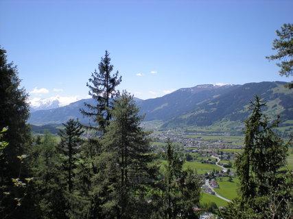 FOTKA - Pohled na Saalfelden 4