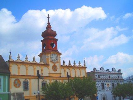 FOTKA -  Stará radnice - Veselí n.L.