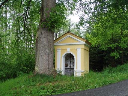 FOTKA - kaplička u Podeřiště