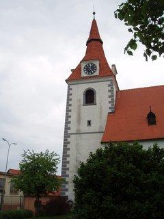 FOTKA - kostel sv Václava - Netolice